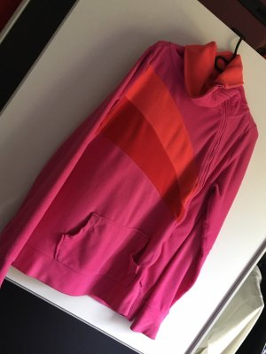 Kik Fleece jack roze