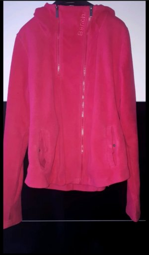 Bench Fleece Jackets magenta