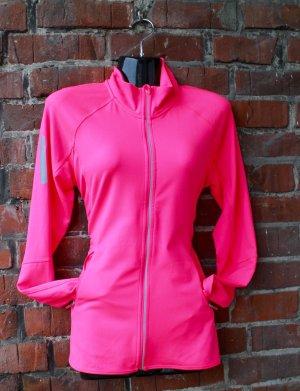 Pinke Funktionsjacke / Jogging Yoga / Sportswear
