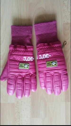 Pinke Handschuhe von Northland neu