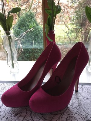 Pinke High Heels