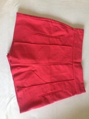 Pinke High Waist Shorts
