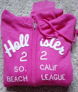 Pinke Hollister Jacke