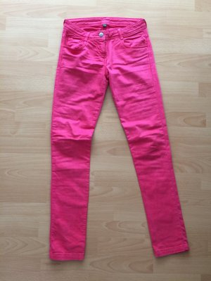 Pinke Hose Gr.34 *tolle Farbe*