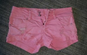 Pinke Hot Pants