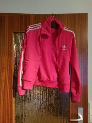 Pinke Jacke von Adidas