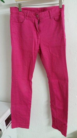 Pinke Jeans Hose
