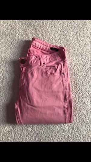 Pinke Jeans vom Zara