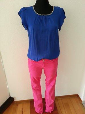 Pinke Jeanshose von LTB Größe 27