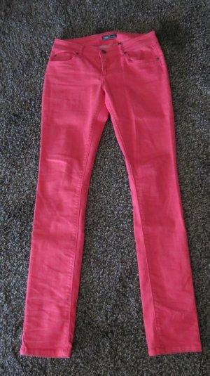 Pinke Jeanshose von ONLY