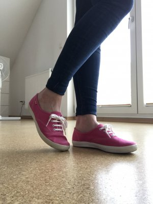 Pinke Keds selten getragen