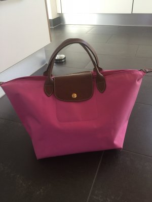 Pinke Longchamp Le Pliage M