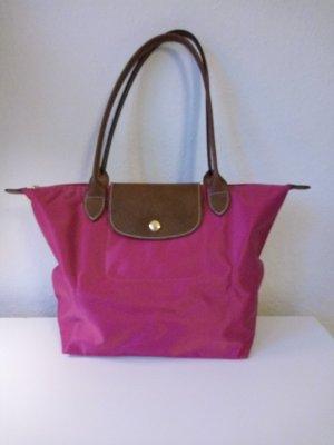 Pinke Longchamp Pliage