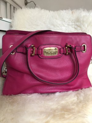 Michael Kors Carry Bag magenta