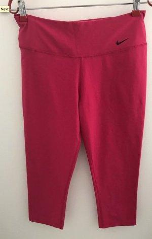 Nike Pantalon de sport violet coton
