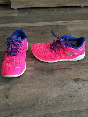 Pinke Nike Free 5.0!!!!