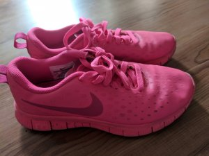 Nike Zapatillas rosa-rosa neón
