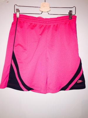 Pinke Nike Shorts in Gr M