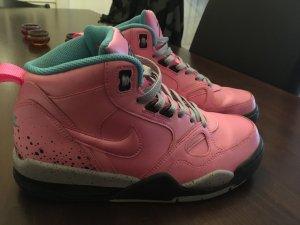 Pinke Nikes! Nur einmal getragen