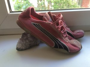 Pinke Puma Sneakers in Größe 41