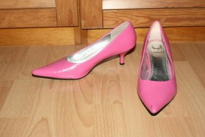 Pointed Toe Pumps pink