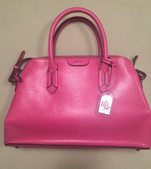 Ralph Lauren Carry Bag pink