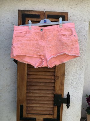 Pinke Shorts 40