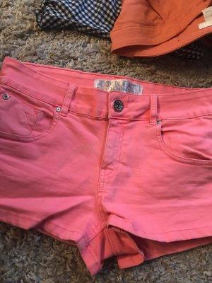 Pinke Shorts