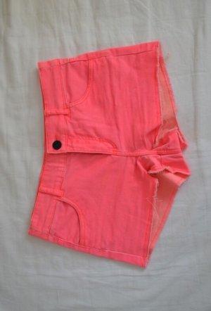 Pinke Shorts von H&M in 36