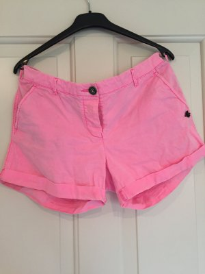 pinke Shorts von Maison Scotch