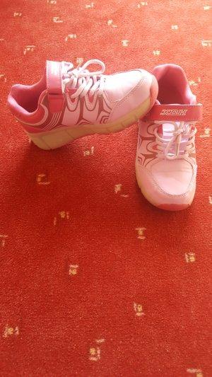 Pinke Sneaker