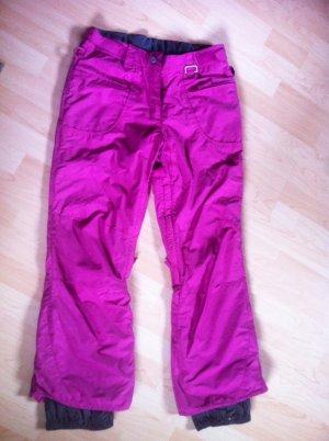 Pinke Snowboardhose von Rip Curl