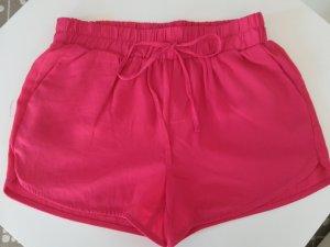 Pinke Sommer Shorts