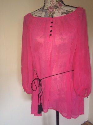 Pinke Sommerbluse von H&M