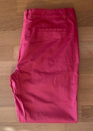 Daniel Hechter Pantalón tobillero magenta-rojo frambuesa Algodón