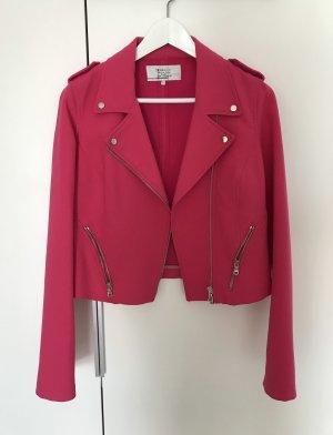 Pinke sommerliche Jacke