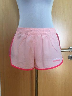 Pinke Sporthose von Hollister
