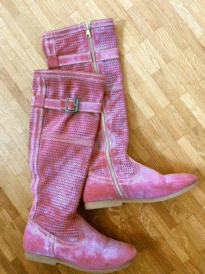 Pinke Stiefel von MJUS