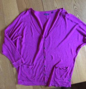 Marc O'Polo Gilet tricoté rose