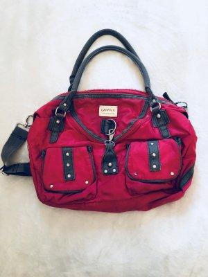 Pinke Tasche