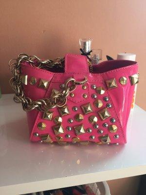 Pinke Versace Tasche neu