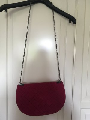 Zara Shoulder Bag magenta-purple