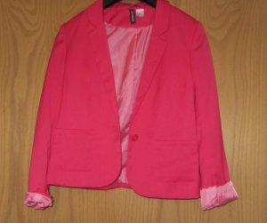 Pinken Blazer von H&M
