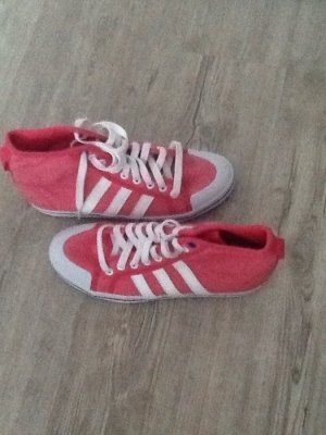 Pinkene Adidas Sneaker, neu!