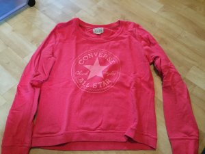 Pinker all Star Converse Pullover