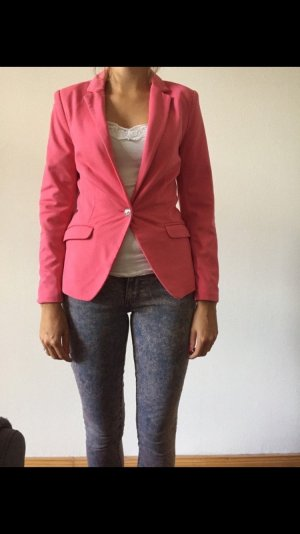 pinker Blazer casual