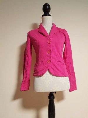 Blind Date Blazer roze