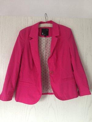 Pinker Blazer Von Tally Weijl