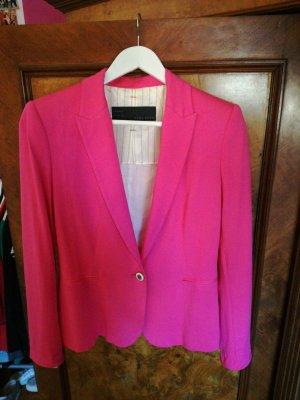 Pinker Blazer von Zara