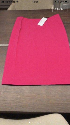 Pinker Bleistiftrock von Missoni